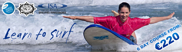 Quiksilver Surfschool Fuerteventura - Beginners Surf courses