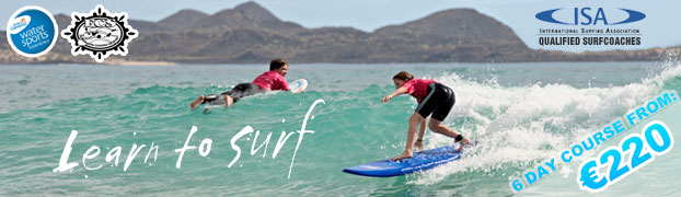Quiksilver Surfschool Fuerteventura - Learn To Surf